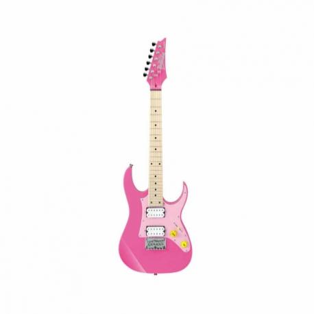 Guitarra Eléctrica IBANEZ GUITARRA ELEC. RG ROSA C/FUNDA MOD. GRGM21MCGB-PNK 8213325 - Envío Gratuito