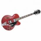 Guitarra Eléctrica IBANEZ GUITARRA ELEC. ARTCORE ROJA TRANSP. MOD. AFS75T-TRD  8205486