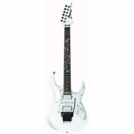 Guitarra Eléctrica IBANEZ GUITARRA ELEC. STEVE VAI BCA. C/ESTUCHE MOD. JEM555-WH-C  8203461 - Envío Gratuito