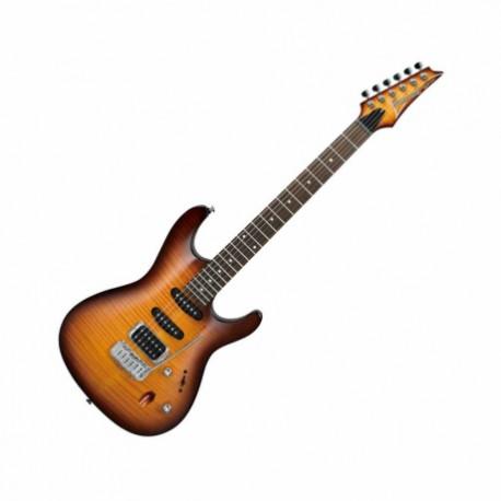Guitarra Eléctrica IBANEZ GUITARRA ELEC. SA SOMB. MOD. SA160FM-BBT 8202494 - Envío Gratuito