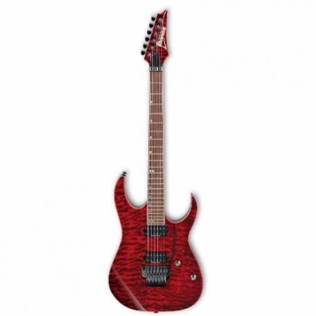 Guitarra Eléctrica IBANEZ GUITARRA ELEC. RG ROJA C/ESTUCHE MOD. RG920MQMZ-RDT  8202528 - Envío Gratuito
