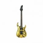 Guitarra Eléctrica IBANEZ GUITARRA ELEC. RG GOLD RUSH NGA. MOD. GRGA012LTD-GL 8202460