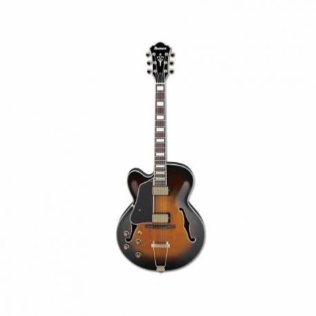 Guitarra Eléctrica IBANEZ GUITARRA ELEC. ARTCORE SOMB. ZURDA MOD. AFJ85L-VSB  8202446 - Envío Gratuito