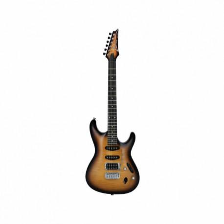 Guitarra Eléctrica IBANEZ GUITARRA ELEC. AMA. SOMB. TRANSP. MOD. SA160FM-TYS  8202501 - Envío Gratuito