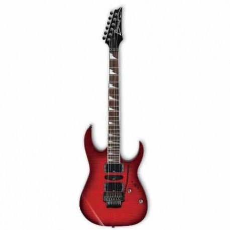 Guitarra Eléctrica IBANEZ GUITARRA ELEC. RG ROJA TRANSP. MOD. RG370FMZ-TRB 8202512 - Envío Gratuito