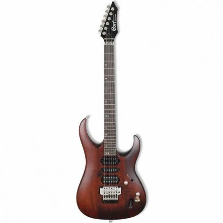 Guitarra Eléctrica CORT GUITARRA ELEC. VIVA GOLD II NOGAL MATE MOD. VIVA GOLD-II WS  8213941 - Envío Gratuito