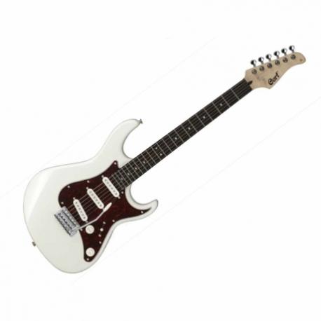 Guitarra Eléctrica CORT GUITARRA ELEC. G BCA. MOD. G200 AW  8213949 - Envío Gratuito