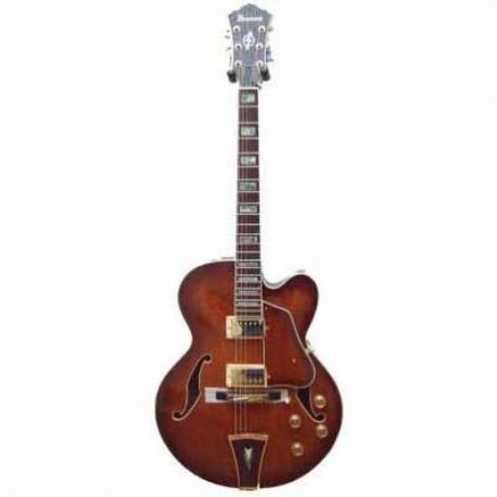 Guitarra Eléctrica IBANEZ GUITARRA ELEC. ARTCORE SOMB. MOD. AF95-VLS 8213367 - Envío Gratuito