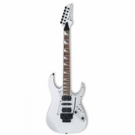 Guitarra Eléctrica IBANEZ GUITARRA ELEC. RG BCA.(RG350DX-WH) MOD. RG350DXZ-WH  8203347 - Envío Gratuito