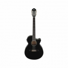 Guitarra Electroacustica IBANEZ GUITARRA ELECTROACUSTICA AEG NGA. CDAS.NY MOD. AEG10NII-BK 8202901 - Envío Gratuito