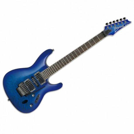 Guitarra Eléctrica IBANEZ GUITARRA ELEC. S AZUL SOMB. MOD. S670QM-SPB 8202568 - Envío Gratuito