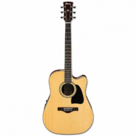 Guitarra Electroacustica IBANEZ GUITARRA ELECTROACUSTICA ARTWOOD NAT. MOD. AW70ECE-NT 8213243 - Envío Gratuito