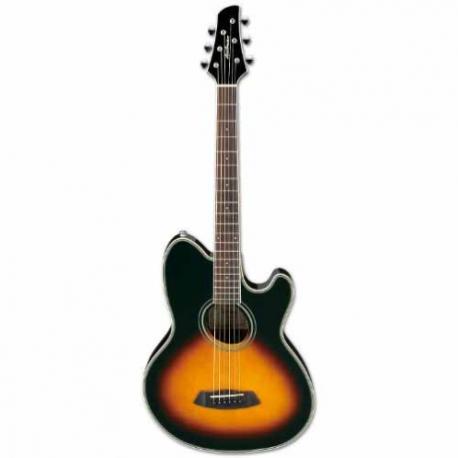 Guitarra Electroacustica IBANEZ GUITARRA ELECTROACUSTICA TALMAN SOMB. MOD. TCY70-VS  8213249 - Envío Gratuito