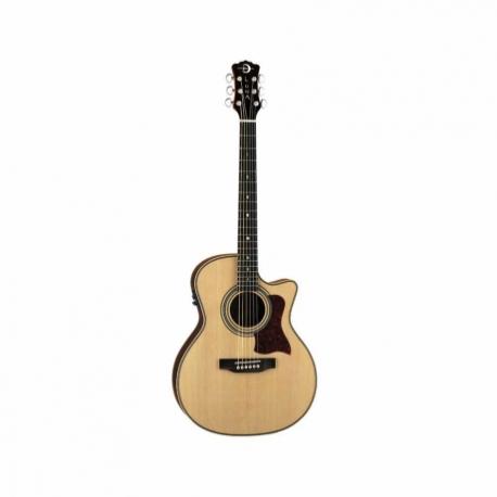 Guitarra Electroacustica LUNA GUITARRA ELECTROACUSTICA LUNA AMERICANA FOLK NAT. MOD. AMF 100  8202878 - Envío Gratuito