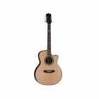 Guitarra Electroacustica LUNA GUITARRA ELECTROACUSTICA LUNA AMERICANA MIMBRES NAT MOD. AMM 100  8202879
