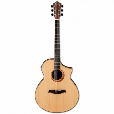Guitarra Electroacustica IBANEZ GUITARRA ELECTROACUSTICA NAT. MOD. AEW21VK-NT - Envío Gratuito