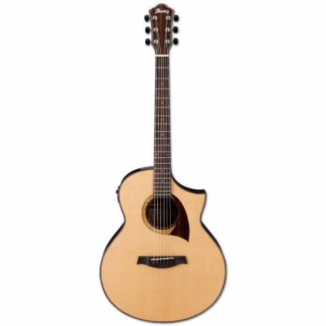 Guitarra Electroacustica IBANEZ GUITARRA ELECTROACUSTICA NAT. MOD. AEW22CD-NT  8202986 - Envío Gratuito