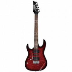 Guitarra Eléctrica IBANEZ GUITARRA ELEC. RX ROJA TRANSP. MOD. GRX70QAL-TRB  8202617 - Envío Gratuito