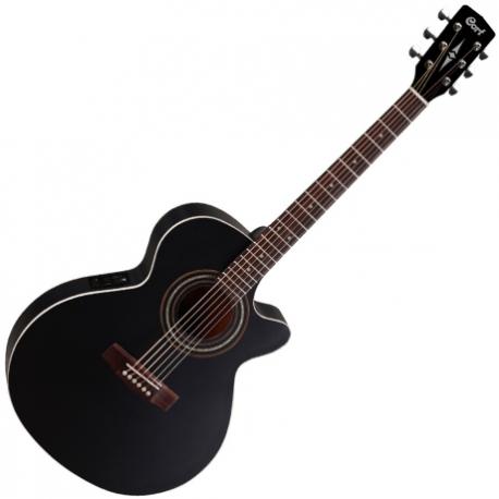 Guitarra Electroacustica CORT GUITARRA ELECTRO ACUSTICA MODELO SFX-ME BKS 8202923 - Envío Gratuito