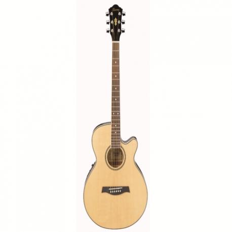 Guitarra Electroacustica IBANEZ GUITARRA ELECTRO ACUSTICA IBANEZ MOD.AEG8E-NT 8203391 - Envío Gratuito