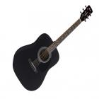 Guitarra Electroacustica CORT GUITARRA ELECTROACUSTICA NGA. MATE C/FUNDA MOD. AD810E BKS 8202941