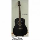 Guitarra Electroacustica PEARL RIVER GUITARRA TEXANA E/ACUSTICA NATURAL 12 CDAS  D-20EC