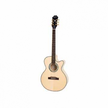 Guitarra Electroacustica EPIPHONE GUITARRA ELECTROACUSTICA EPI PERF.6SE NAT.(EPP6NA) MOD. EEP6ANA  8203057 - Envío Gratuito