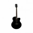 Guitarra Electroacustica CORT GUITARRA ELECTROACUSTICA NGA. MOD. CJ1F BK 8202942