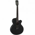 Guitarra Electroacustica CORT GUITARRA ELECTROACUSTICA NGA. MOD. CEC3 BKS  8202943