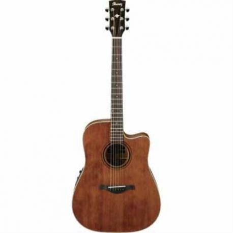 Guitarra Electroacustica IBANEZ GUITARRA ELECTROACUSTICA ARTWOOD NAT. MOD. AW250ECE-RTB 8202958 - Envío Gratuito