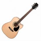 Guitarra Electroacustica IBANEZ GUITARRA ELECTROACUSTICA ARTWOOD NAT. MOD. AW300ECE-NT  8202959