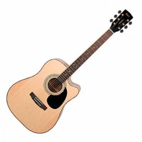 Guitarra Electroacustica IBANEZ GUITARRA ELECTROACUSTICA ARTWOOD NAT. MOD. AW300ECE-NT  8202959 - Envío Gratuito