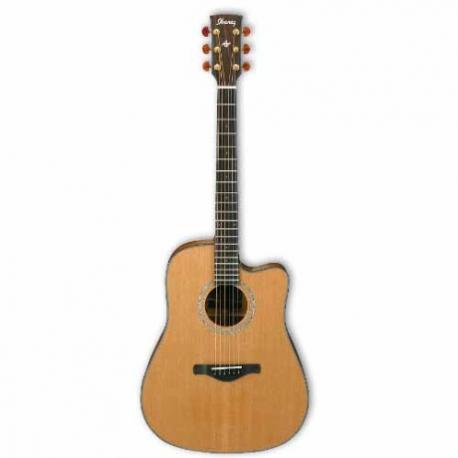 Guitarra Electroacustica IBANEZ GUITARRA ELECTROACUSTICA ARTWOOD NAT. MOD. AW3050CE-LG  8202962 - Envío Gratuito