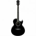 Guitarra Electroacustica IBANEZ GUITARRA ELECTROACUSTICA JOE SATRIANI NGA.C/ MOD. JSA10-BK  8202980