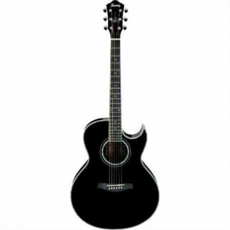 Guitarra Electroacustica IBANEZ GUITARRA ELECTROACUSTICA JOE SATRIANI NGA.C/ MOD. JSA10-BK  8202980 - Envío Gratuito