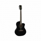 Guitarra Electroacustica CORT GUITARRA ELECTROACUSTICA JADE1 NGA. C/FUNDA MOD. JADE1E BK 8202926