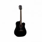 Guitarra Electroacustica CORT GUITARRA ELECTROACUSTICA NGA. MOD. MR-E BKS  8202931
