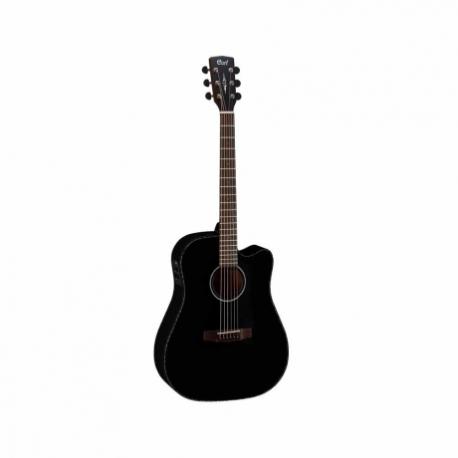 Guitarra Electroacustica CORT GUITARRA ELECTROACUSTICA NGA. MOD. MR-E BKS  8202931 - Envío Gratuito