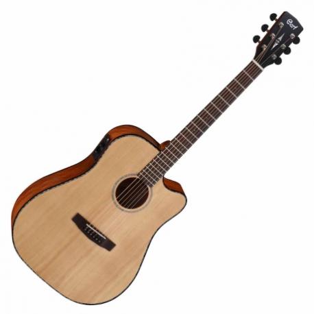 Guitarra Electroacustica CORT GUITARRA ELECTROACUSTICA NAT. MOD. MR-E NS  8202932 - Envío Gratuito