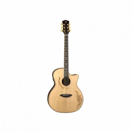 Guitarra Electroacustica LUNA GUITARRA ELECTROACUSTICA LUNA VICKI GENFEN NAT. MOD. VG SIG  8202896 - Envío Gratuito