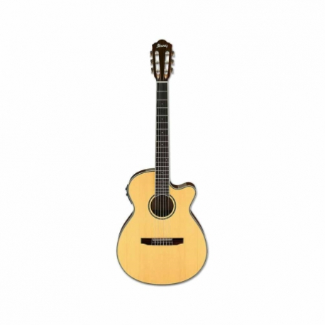 Guitarra Electroacustica IBANEZ GUITARRA ELECTROACUSTICA AEG NAT. CDAS.NY MOD. AEG10NII-NT 8202900 - Envío Gratuito
