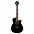 Guitarra Electroacustica IBANEZ GUITARRA ELECTROACUSTICA AEG NGA. MOD. AEG10II-BK  8202898