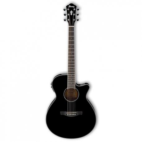 Guitarra Electroacustica IBANEZ GUITARRA ELECTROACUSTICA AEG NGA. MOD. AEG10II-BK  8202898 - Envío Gratuito