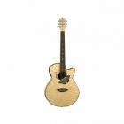 Guitarra Electroacustica LUNA GUITARRA ELECTROACUSTICA LUNA FAUNA BUTTERFLY NAT. MOD. FAU BTFLY 8202881
