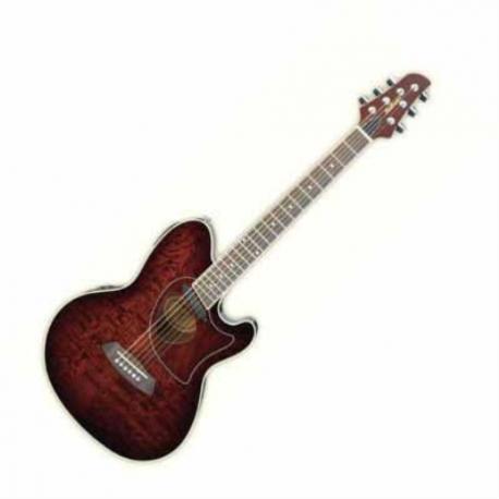 Guitarra Electroacustica IBANEZ GUITARRA ELECTROACUSTICA TALMAN SOMB(TCM50V MOD. TCM50E-VBS  8213552 - Envío Gratuito