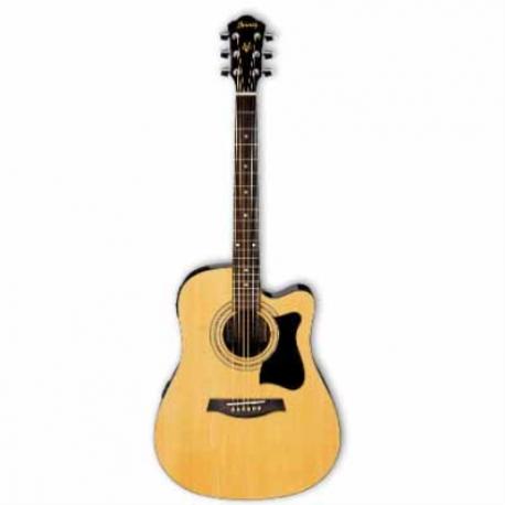 Guitarra Electroacustica IBANEZ GUITARRA ELECTROACUSTICA V NAT. MOD. V205SECE-NT 8213382 - Envío Gratuito