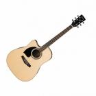 Guitarra Electroacustica IBANEZ GUITARRA ELECTROACUSTICA NAT. ZURDA MOD. PF15LECE-NT 8213255