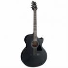 Guitarra Electroacustica CORT GUITARRA ELECTROACUSTICA EVIL NGA. MATE MOD. EVL-A6 BKS 8213258