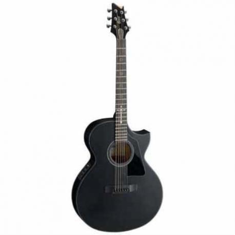 Guitarra Electroacustica CORT GUITARRA ELECTROACUSTICA EVIL NGA. MATE MOD. EVL-A6 BKS 8213258 - Envío Gratuito