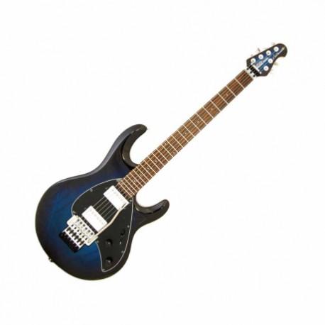 Guitarra Eléctrica MUSICMAN GUITARRA ELEC. MUSICMAN SILHOUETTE AZUL C/E MOD. 527/76/21/01  8205603 - Envío Gratuito